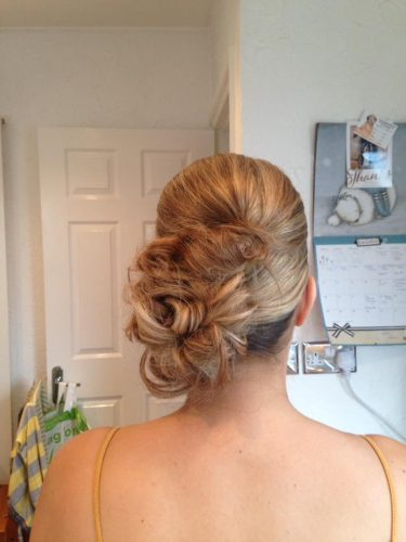 hair up styles for every occasion