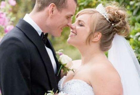 wedding hair little aston
