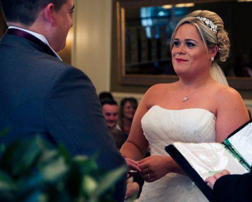 Hannah & Gavin Wedding